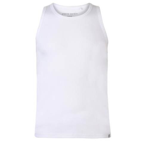 Pierre Cardin Ribbed Vest Mens sale up to 50%