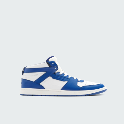 SNEAKERS PULL$BEAR BLUE HIGH - TOP - 7161312