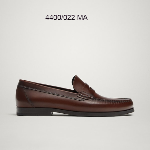 GIÀY MOCCASIN MASSIMO DUTTI -4400/022