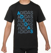 Áo Adidas Repeat Linear Logo T Shirt Mens