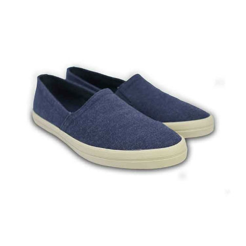 GIÀY SLIP-ON URBAN 1719- XANH NAVY