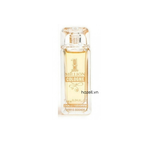 Nước hoa 1 Million Cologne Paco Rabanne - mini 7ml