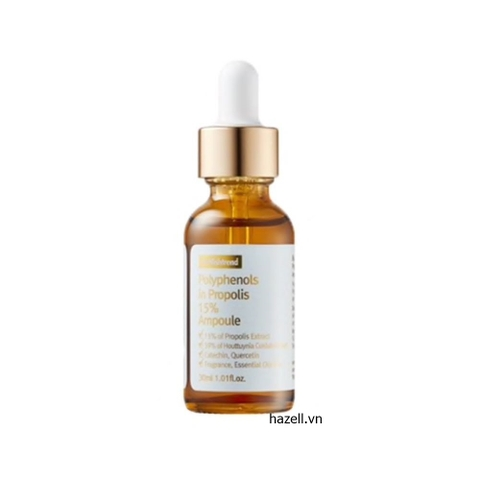 Tinh Chất Keo Ong By Wishtrend Polyphenols In Propolis 15% Ampoule 30ml
