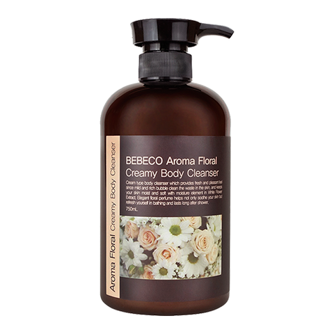 Sữa tắm BEBECO Aroma Floral Body Cleanser 750ml
