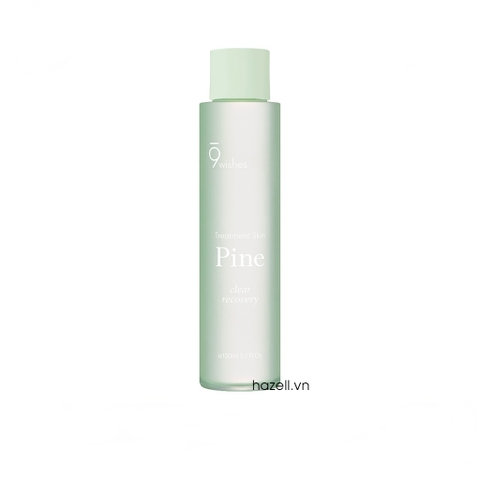 Nước Hoa Hồng 9 Wishes Pine Treatment Skin 150ml