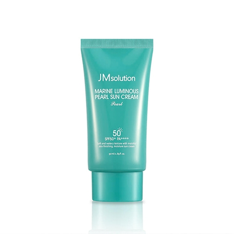 Kem chống nắng JM Solution Marine Luminous Pearl Sun Cream (Tuýp 50ml)