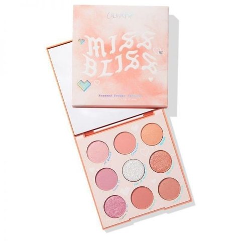 Bảng mắt ColourPop Miss Bliss Pressed Powder Palette 9g