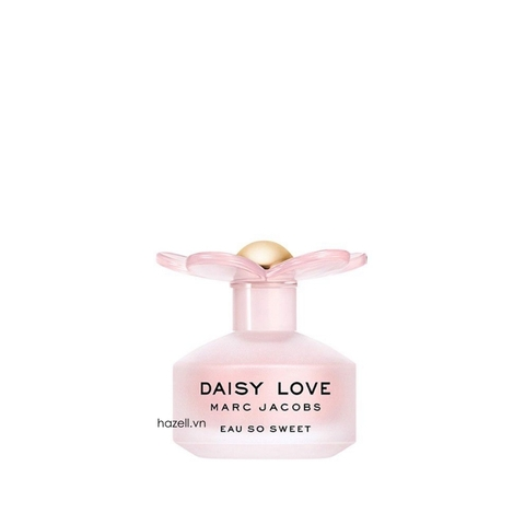 Nước hoa Marc Jacobs Daisy Love Eau so Sweet EDT - 4ml