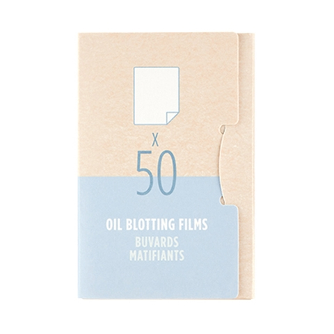 Film thấm Dầu The Face Shop Oil Blotting Films Buvards Matifiants