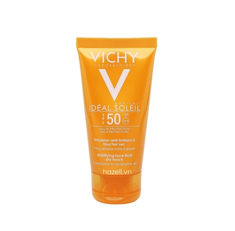 Kem chống nắng Vichy Ideal Solei Spf 50+