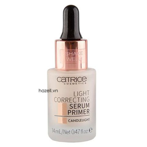 Kem Lót Catrice Light Correcting Serum Primer