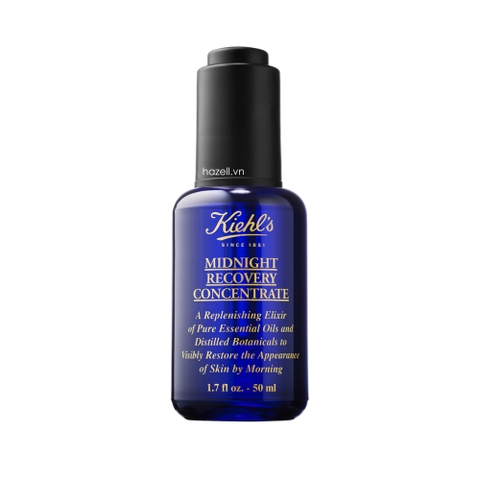 Serum Tái Tạo Da Kiehl's Midnight Recovery Concentrate - 50ml