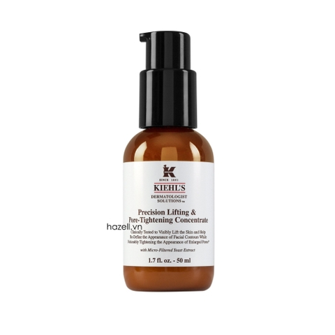 Serum se khít lỗ chân lông Kiehl's Lifting & Pore-Tightening Concentrate - 50ml