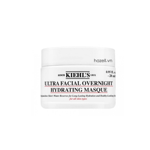 Mặt nạ ngủ Kiehl's - Ultra Facial Overnight Hydrating Masque ( 7ml)