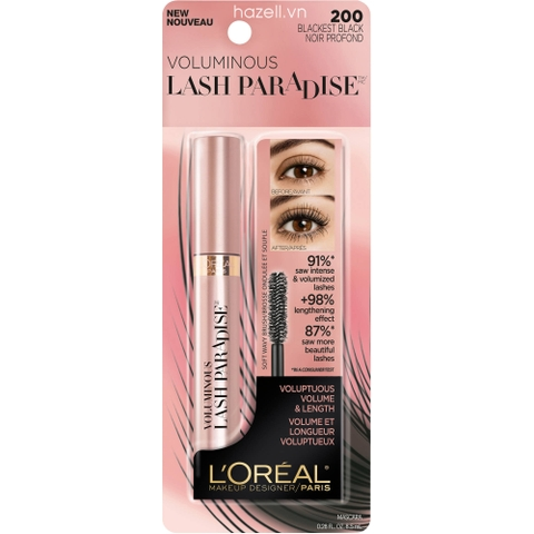 Mascara L'oreal Voluminous Lash Paradise