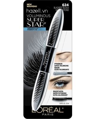 Mascara L'oreal Voluminous Super Star