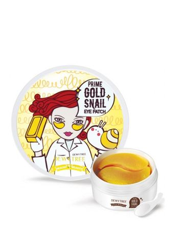 Mặt nạ mắt Dewy Tree Prime Gold Snail Eye Patch