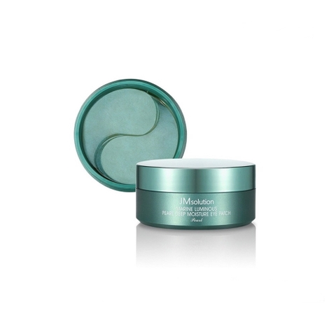 Mặt nạ đắp mắt JM Solution Marine Luminous Pearl Deep Moisture Eye Patch