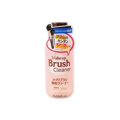 Nước giặt cọ DAISO Japan Makeup Brush Cleaner 150ml