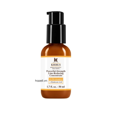 Serum Chống lão hóa da Kiehl's Powerful-Strength Line-Reducing Concentrate - 50ml