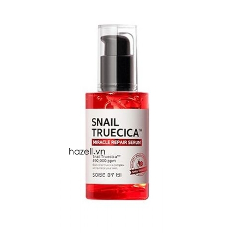 Serum trị sẹo rỗ SOME BY MI Snail Truecica Miracle Repair Serum - 50ml