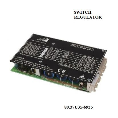 Switch regulator 80.37U35-6925