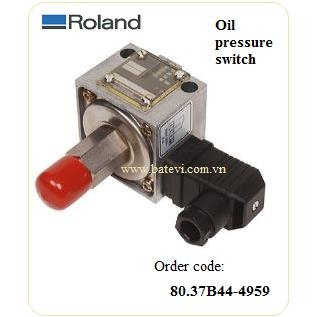 Oil pressure switch 80.37B44-4959