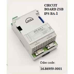 Circuit Board ZSB IPS BA-1 16.86959-0001