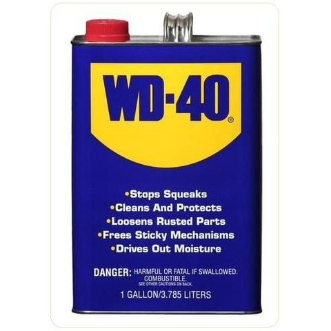 Dầu chống gỉ WD-40 3.785 Liters