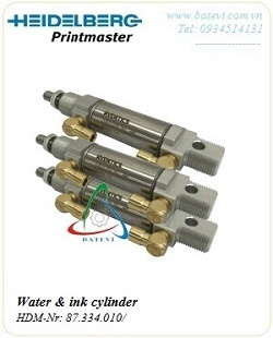 Water & ink cylinder 87.334.010/