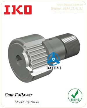 Cam follower CF20VBUUR