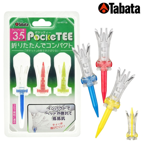 Tee Tabata Pockettie GV-1417 35mm