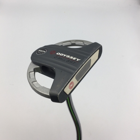 Putter Odyssey 2-Ball SRT White Steel