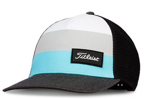 Mũ Titleist SURF STRIPE AQUA TH9ASRFA-P03