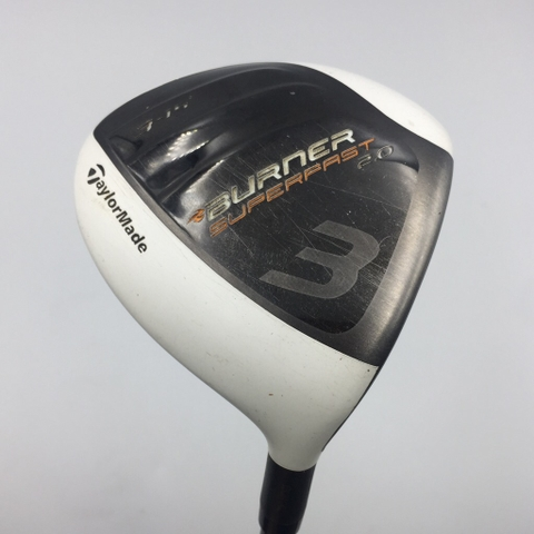 Gỗ 3 TaylorMade Burner Supperfast 2.0 flex R + Cv