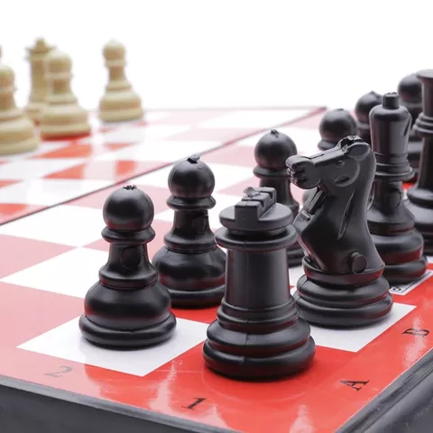 Các mô hình ấn tượng trong bộ Bộ cờ vua mini cho bé