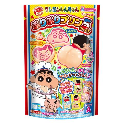 Đồ chơi nấu ăn Nhật Bản Thạch mông shin - Hình ảnh vỏ hộp