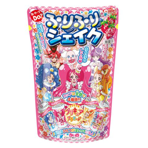 Đồ chơi Nhật Bản Bộ cốc sữa lắc công chúa PreCure Furi Furi Shake - Hình ảnh vỏ hộp