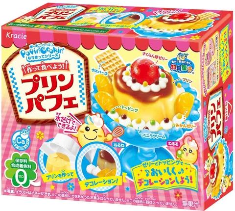Đồ chơi Popin Cookin bánh pudding xoài - Hình ảnh vỏ hộp