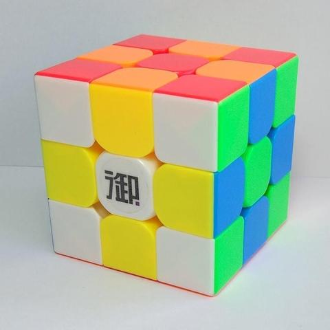 Đồ chơi Rubik KungFu Longyuan 3x3x3 Stickerless - Các mô hình ấn tượng