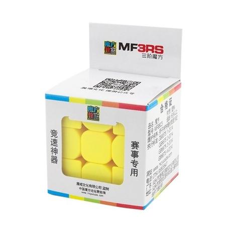 Đồ chơi Rubik MoFangJiaoShi 3x3 MF3s Z-Bright - Thiết kế ấn tượng