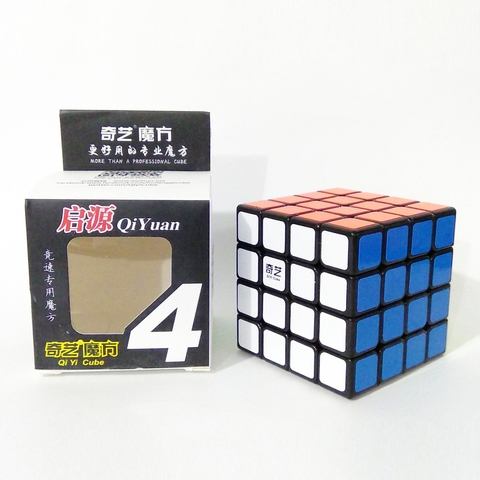 Đồ chơi Rubik QiYi QiYuan 4x4x4 - Các mô hình ấn tượng