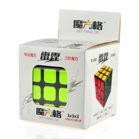 Đồ chơi Rubik QiYi Thunderclap 3x3x3 - Thiết kế ấn tượng
