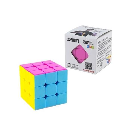 Đồ chơi Rubik YJ Sulong 3x3x3 - Các mô hình ấn tượng