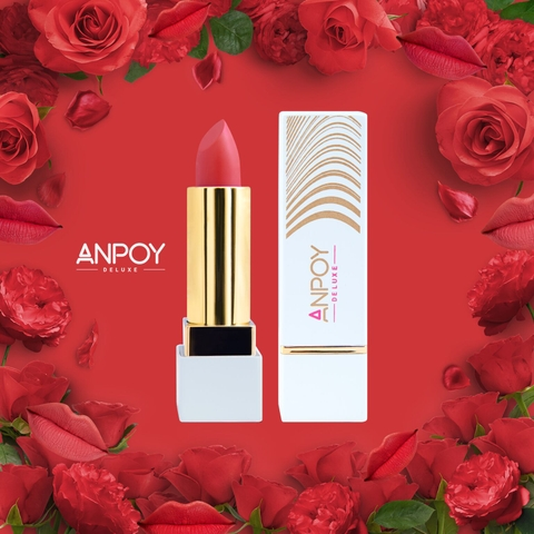Son lì ANPOY Deluxe Version Matt Color Lipstick 3.5g
