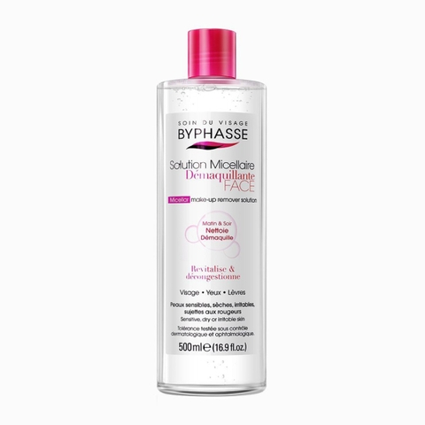 Nước tẩy trang Byphasse Micellar Make-up Remover Solution