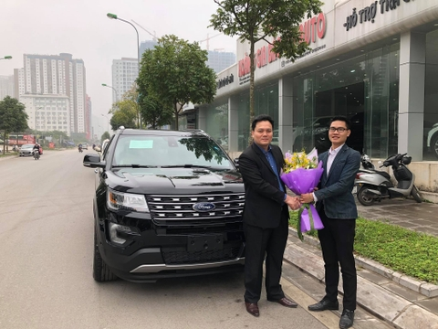 Ford Explorer 2018 30F-986.xx