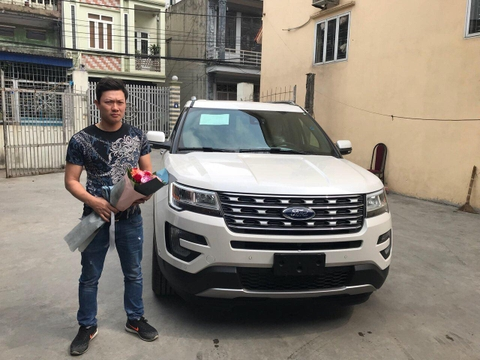 Ford Explorer 2018 15A-083.xx