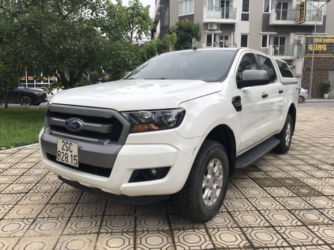 Ford Ranger XLS AT 2016