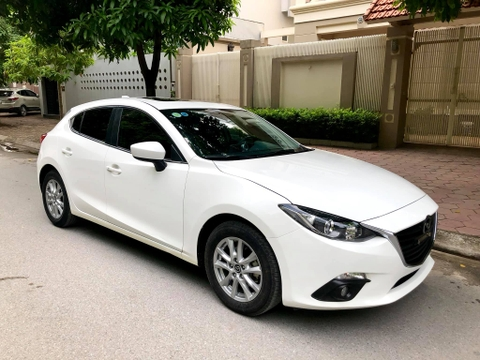 Mazda 3 1.5 All New Hatback 2016